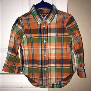 Polo Ralph Lauren Baby Boy Dress shirt